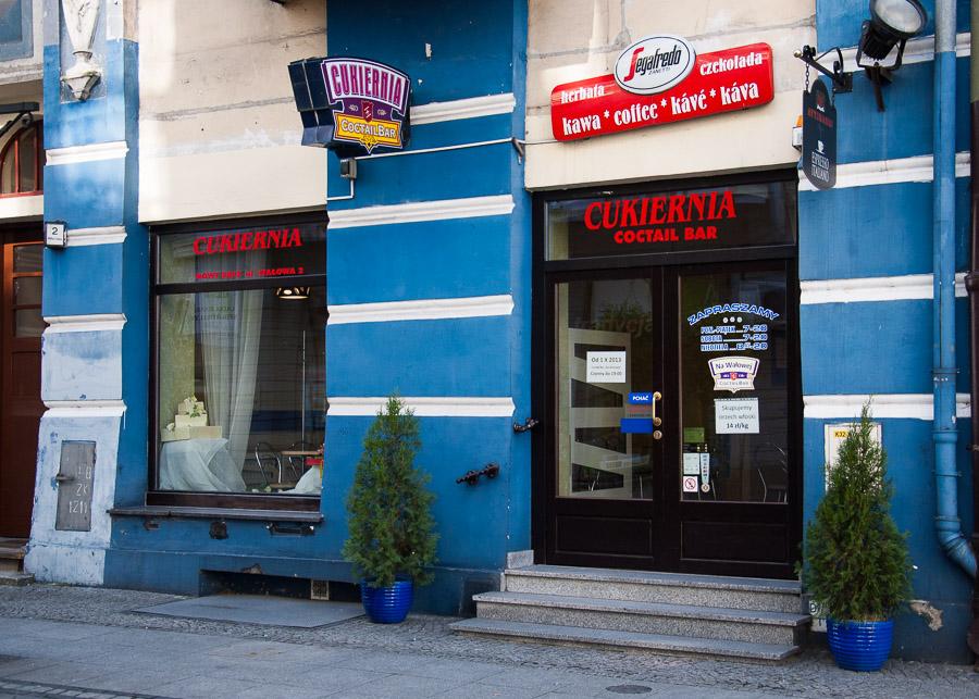 Cukiernia Coctail Bar - Na Wałowej