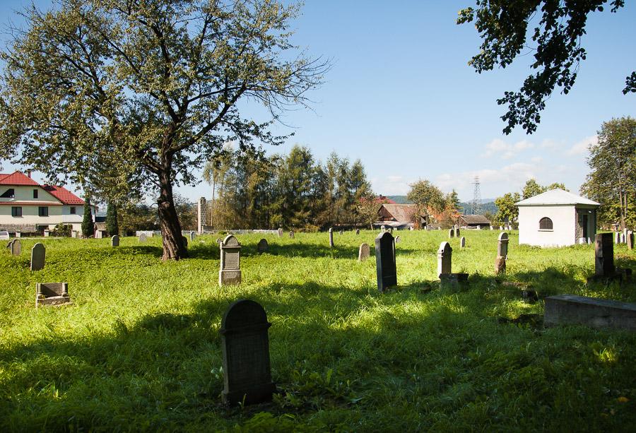 Cmentarz Żydowski - (Kirkut)