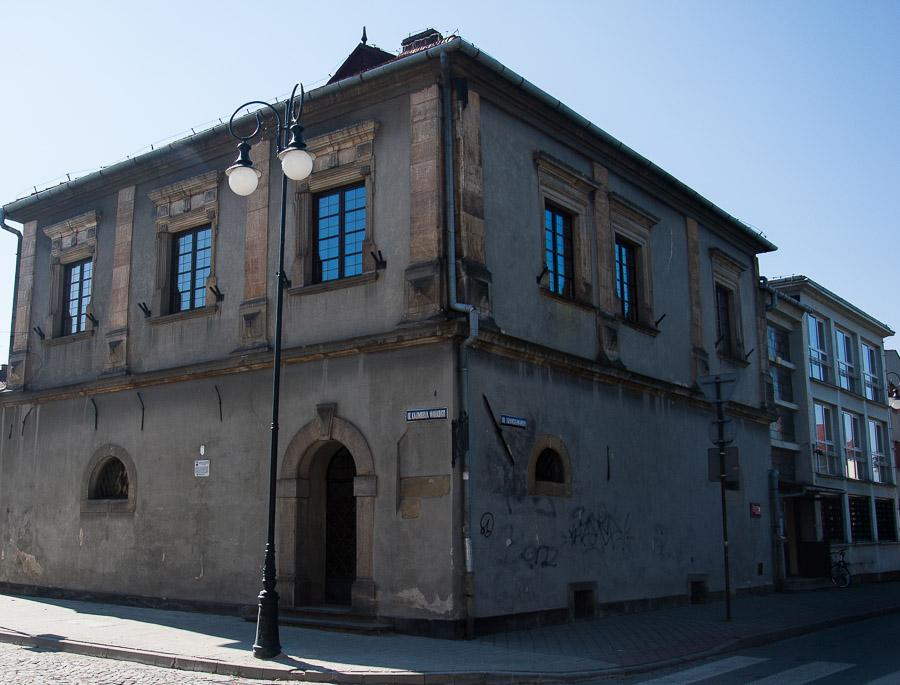 Rezydencja Lubomirskich - Sądecka Biblioteka Publiczna