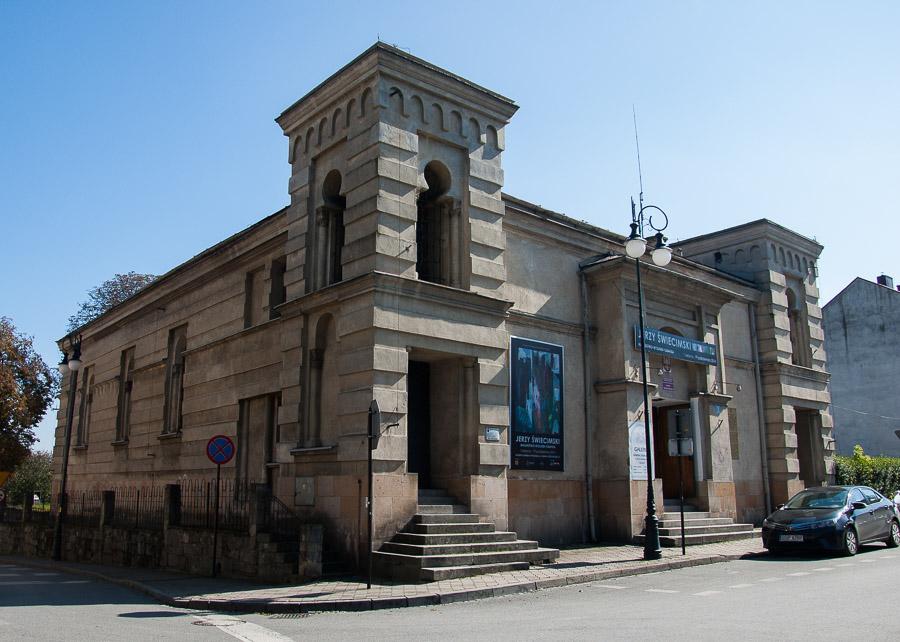 Synagoga Nowy Sącz
