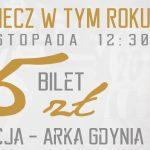 Sandecja – Arka Gdynia
