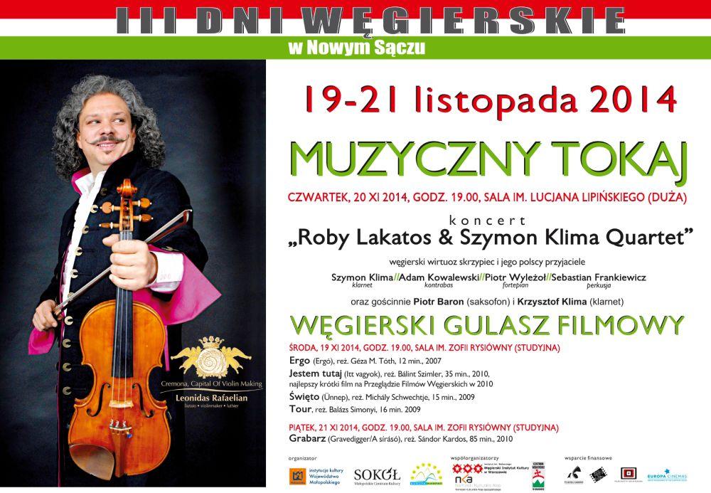 III Dni Węgierskie 19-21.11