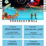 Klub Miłośników Muzyki Progresywnej zaprasza na grudniowe projekcje w MOK