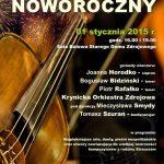 [Krynica]: Noworoczny koncert w Krynicy