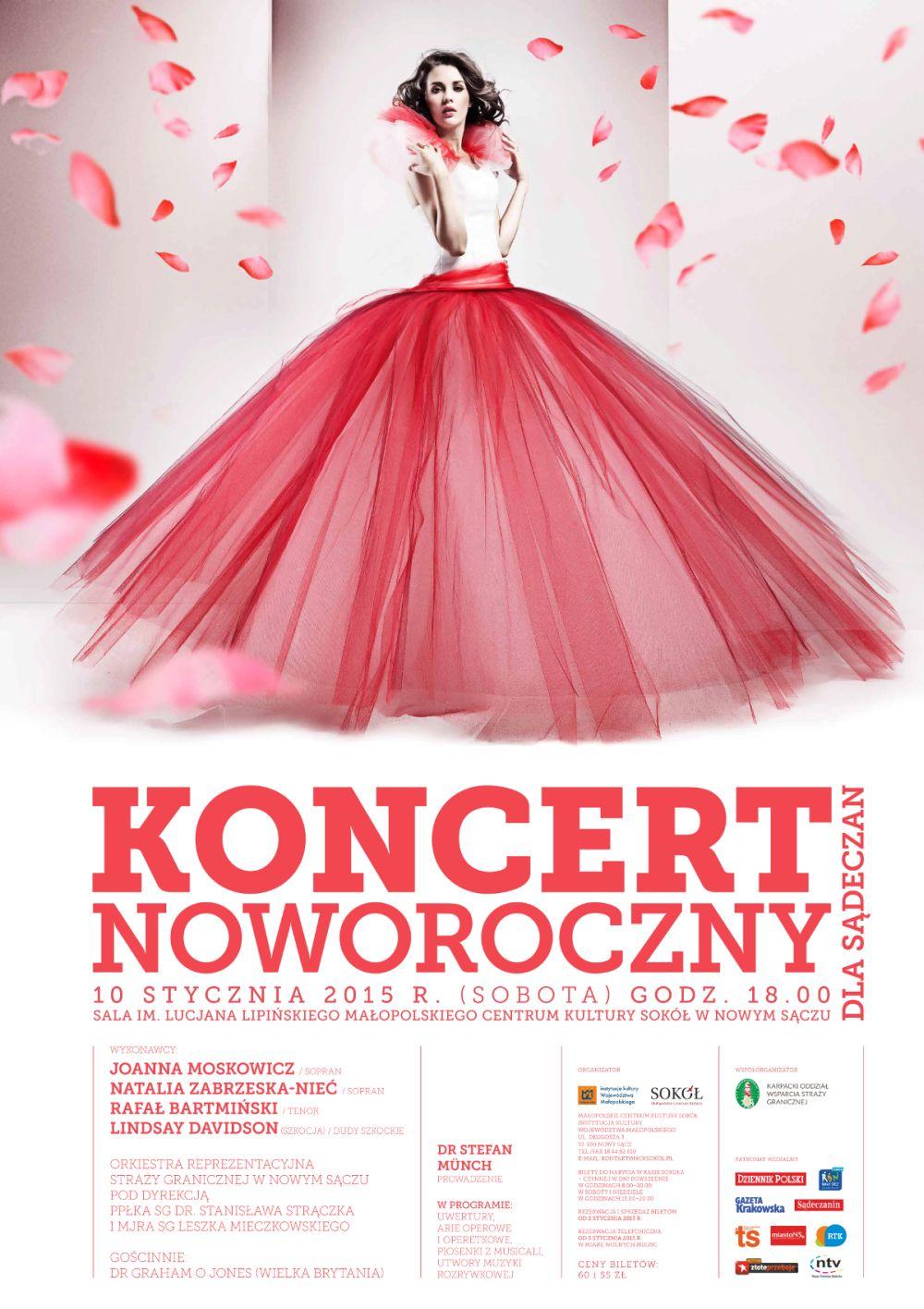 10 stycznia Koncert Noworoczny 2
