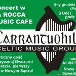 Wyjątkowy koncert muzyki celtyckiej w Klubie La Rocca