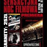 Sensacyjna Noc Filmowa – maraton filmowy