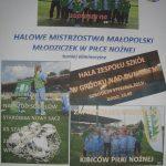 [Gródek n/D]: Halowe Mistrzostwa Małopolski Młodziczek w Piłce Nożnej