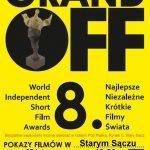 [Stary Sącz]: Festiwal Grand OFF – Najlepsze Niezależne Filmy Świata