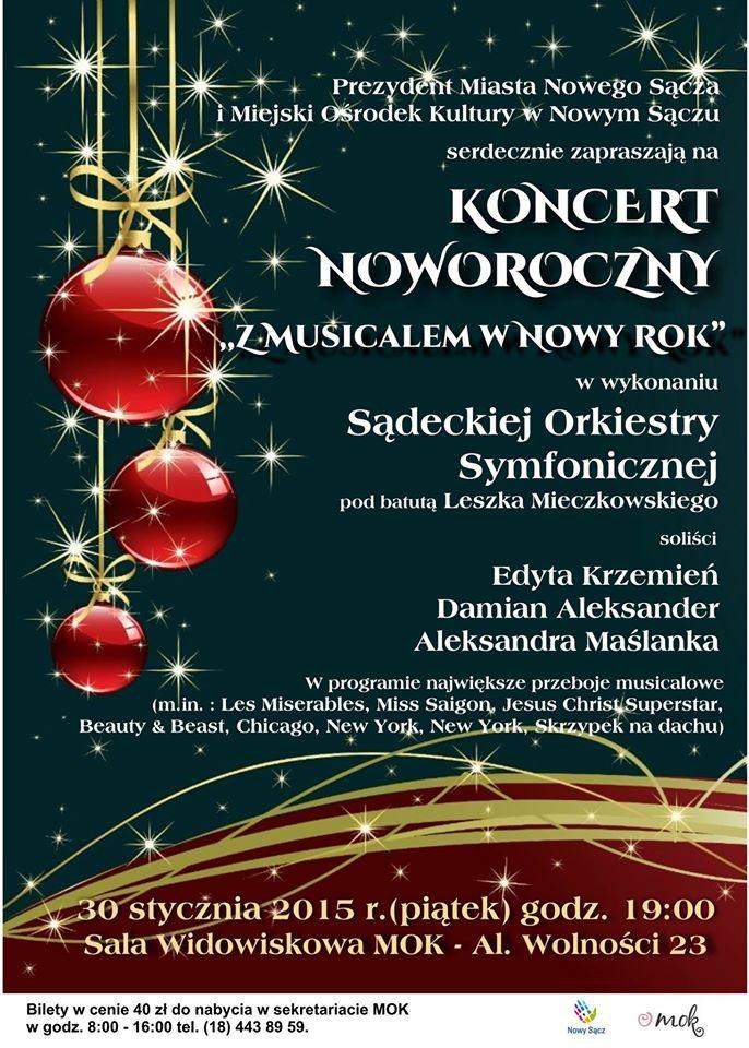 30 stycznia Koncert