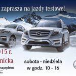 [Krynica]: Testy zimowych możliwości Mercedes 4MATIC