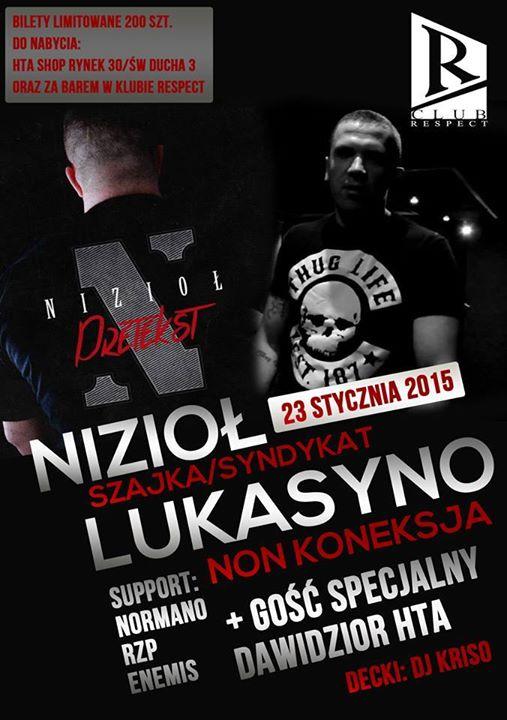 Nizioł - Lukasyno - Dawidzior HTA Nowy Sącz - Respect Club