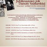 [Piwniczna]: Niedziele z Danutą Szaflarską