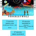 Wtorki z Klubem Miłośników Muzyki Progresywnej