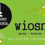 Biulety wiosenny MCK Sokół