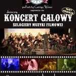 [Stary Sącz]: Koncert Galowy Szlagiery Muzyki Filmowej. Dodatkowy koncert!