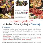 Kulinarana podróż do Chorwacji