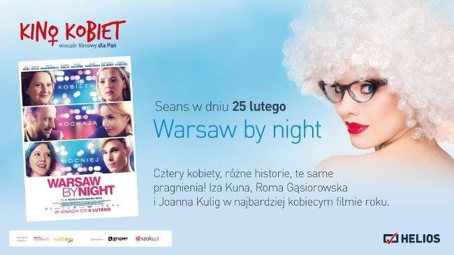 Kino Kobiet – Warsaw by night
