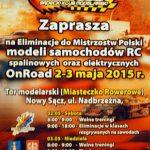 Eliminacje do Mistrzostw Polski modeli samochodów