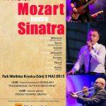 [Krynica – Zdrój]: Majówkowy Jarmark Reginalny & IV Edycja Mozart kontra Sinatra