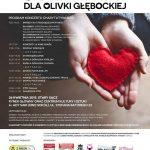 [Stary Sącz]: Koncert charytatywny dla Olivki Głębockiej