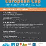 [Krynica – Zdrój]: Wako European Cup – Puchar Europy w Kickboxingu