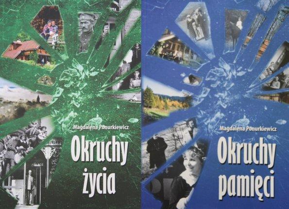 Książki M. Ponurkiewicz