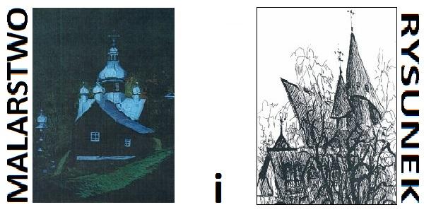 Malarstwo i rysunek Bogumiły i Stefana Pękałów