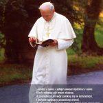 Trzeba iść po śladach… – Święty Jan Paweł II w pamięci Sądeczan