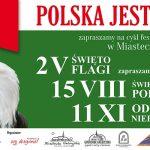 """""""Polska jest nasza"""" – festyn patriotyczny w Miasteczku Galicyjskim"""