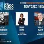 Festiwal przedsiębiorczości: Festiwal BOSS – Rozwój. Kariera. Sukces.