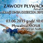 Zawody Pływackie Amatorów