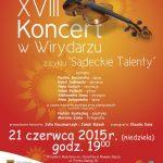 XVIII Koncert w wirydarzu