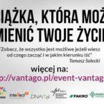Vantago – promocja książki