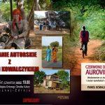 [Piwniczna – Zdrój]: Czerwone drogi Auroville