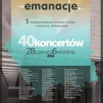 3 Międzynarodowy Festiwal Muzyki EMANACJE