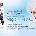 Kino kobiet – Magic Mike XXL