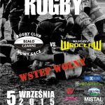 Mecz Rugby