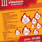 [Przydonica]: III Festyn Strażacki w Przydonicy
