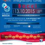 IX Sądecki Integracyjny Turniej Bocci
