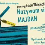 Promocja najnowszej książki Wojciech Kudyby