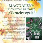 [Piwniczna Zdrój]: Spotkanie autorskie z Magdaleną Kizon – Ponurkiewicz