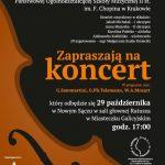 Koncert w Miasteczku Galicyjskim