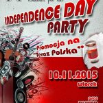 Imndependece Day Party – Bohema