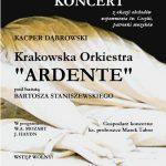 [Stary Sącz]: Koncert Krakowskiej Orkiestry Ardente