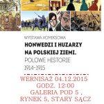Honwedzi i Huzarzy na Polskiej Ziemi