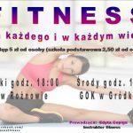 [Rożnów, Gródek n/Dunajcem]: Fitness