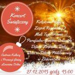 [Łososina Dolna]: Koncert Świąteczny
