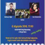 Koncert Charytatywny – Mijal, InoRos, Komarenko