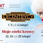 Kino Kobiet – Ekscentrycy/Moje Córki Krowy